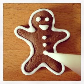 Tenth Day of Xmas: GingerbreadMan