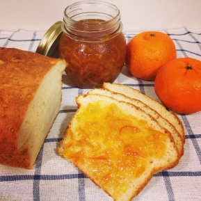 CNY-inspired recipe #7: Mandarin Orange Marmalade