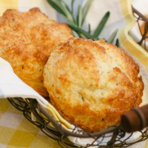 Cheese and Herb Scone