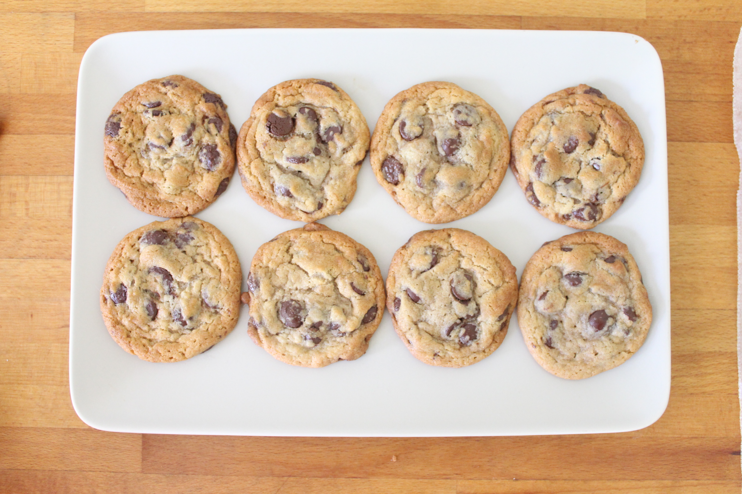 The PERFECT Chocolate Chip Cookie | fait maison