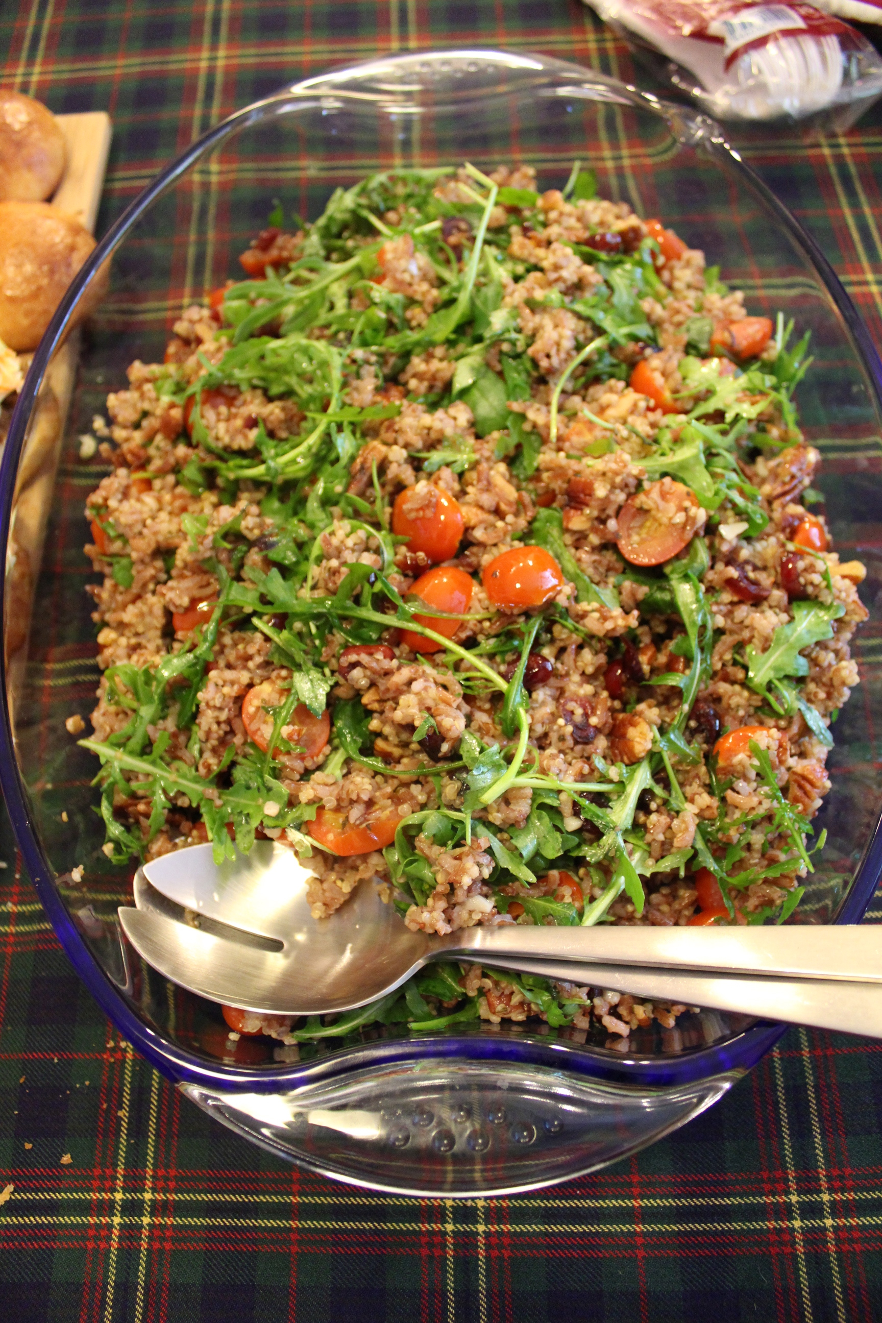 """All Hail Quinoa (pronounced Keenwa)… It Is After All €�the International  Year Of The Quinoa"""", As Declared By The Food And Agriculturalanization  Of The"""