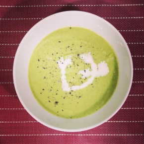Broccoli Soup for theSoul