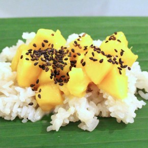 Thai Mango Sticky Rice
