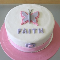 Custom-design 'Butterfly' Cake