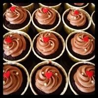 Vegan Chocolate Cupcakes (Dairy-free, Eggless)