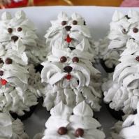 Custom-design 'Schnauzer' Cupcakes