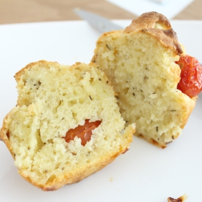 Savoury Tomato FetaMuffins