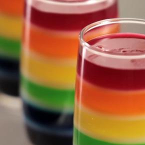 Rainbow Agar Agar